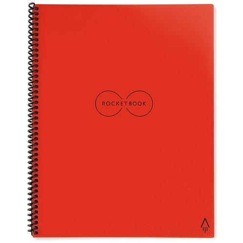 Rocketbook Everlast - Lettersize (Red)