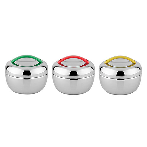 CX-5006 - ENDO 1LT APPLE LUNCH BOX (APPLE RED)