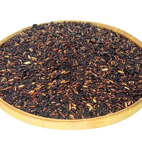 Dried Black Glutinous Rice 200G