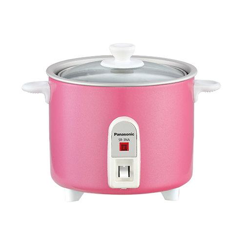Panasonic 0.3LT Rice Cooker - SR-3NAPSH