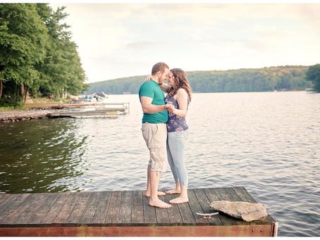 Tim & Monica Are Engaged!