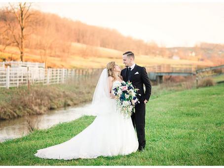 4T Arena West Virginia Wedding