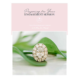 Preparing for Your Engagement Session Mini Guide Template
