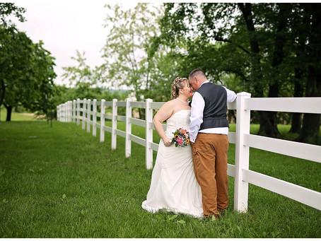 Waveland Farm Wedding with Mr. & Mrs. Doucette