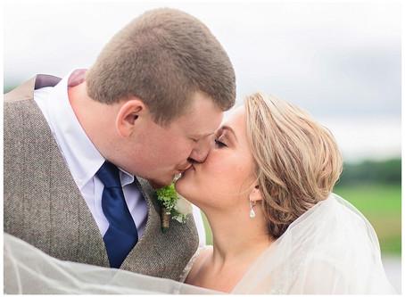 A Brookedale Farm Wedding with Mr. & Mrs. Corbin