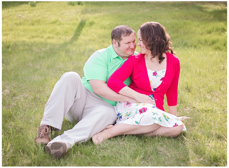 A Capon Bridge, WV Engagement Session with Travis & Lindsay