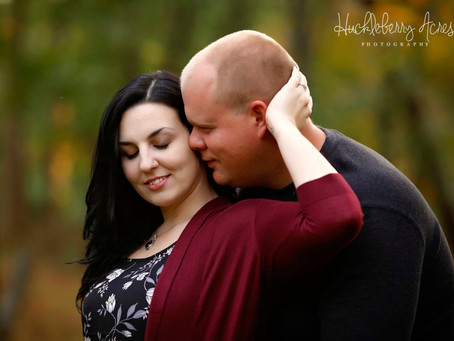 Moore/Ullery Engagement Session