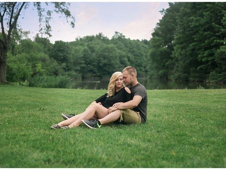 Jacob & Mackenzie are Engaged!