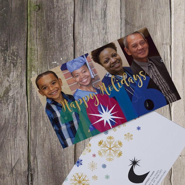 2016 Holiday Card