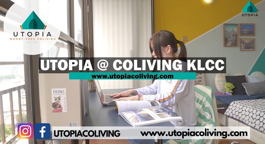 Utopia @ Coliving KLCC
