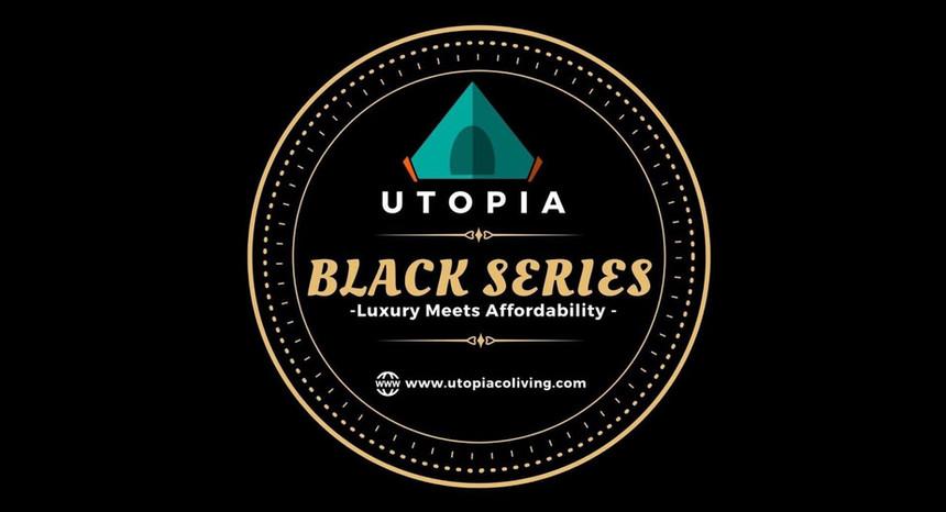 Utopia Black Series @ Regalia Suites