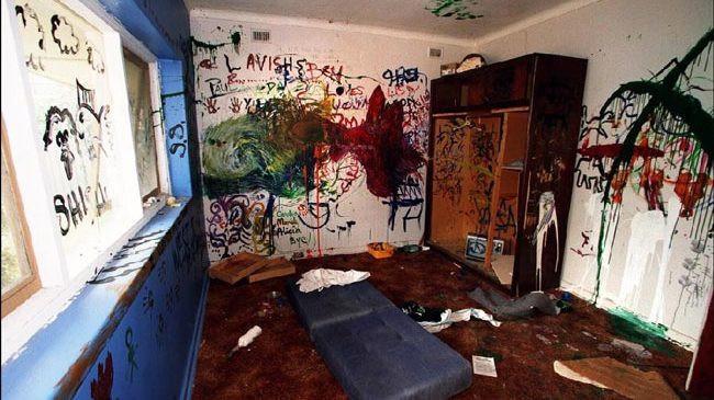 room rental nightmare