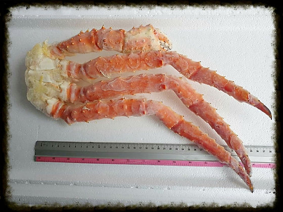 IQF Air Flown Norway King Crab Leg