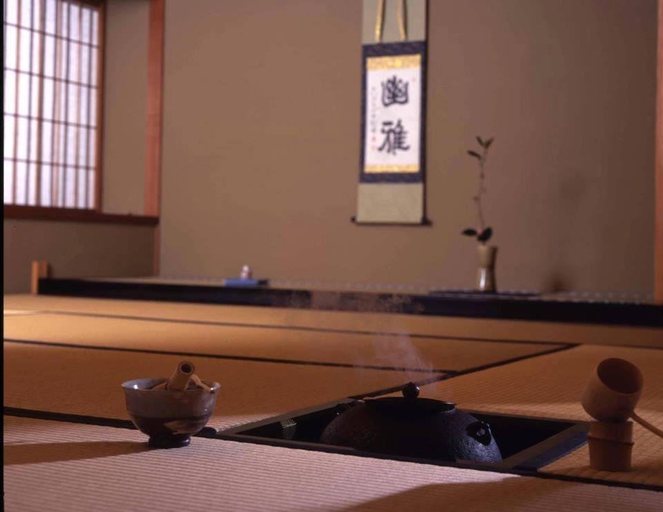 茶室六字庵