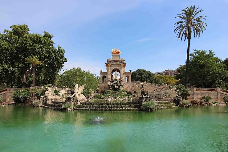 A lovely park!