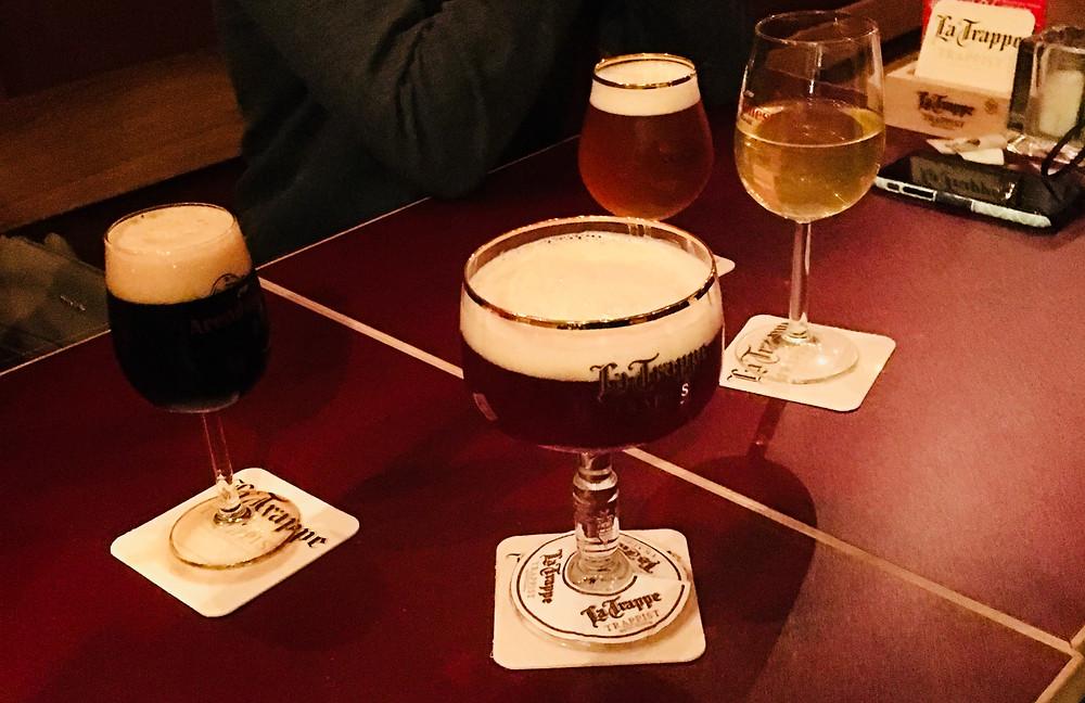 Beers at Proeflokaal Arendsnest