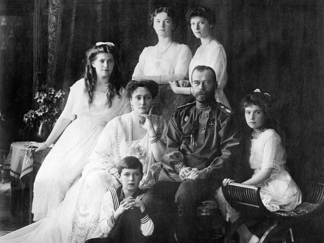 The Symbolic End of The Romanovs 101 Years Later