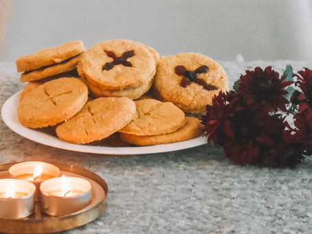 Cultural Cuisine: Soul Cakes for the Living and the Dead