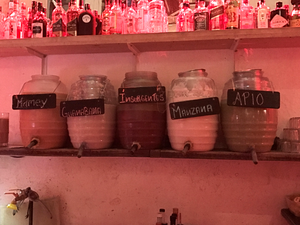 Different Flavors of Pulque