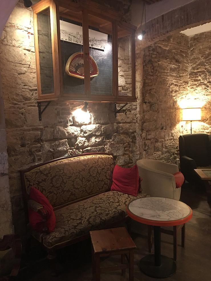 Bornet Cafe in Barcelona