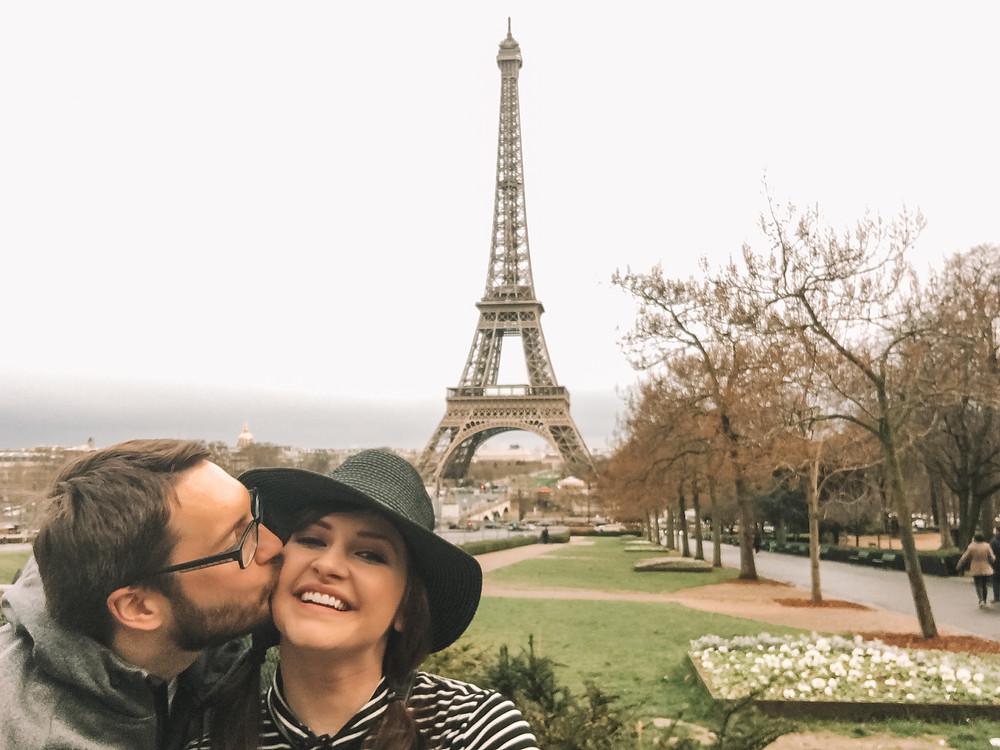 Kisses @ Eiffel