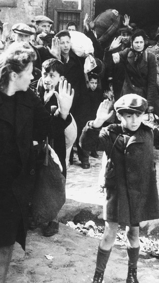 The Tragically Inspiring Warsaw Ghetto Uprising