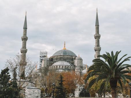 An American in Istanbul