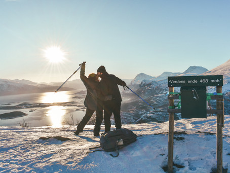 25 Photos to Inspire You to Hike Northern Norway