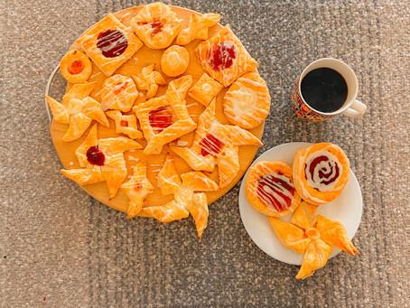 Cultural Cuisine: No-Fuss Danish Pastry Recipe + Origin