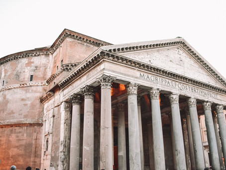 Five Fascinating Facts About The Pantheon