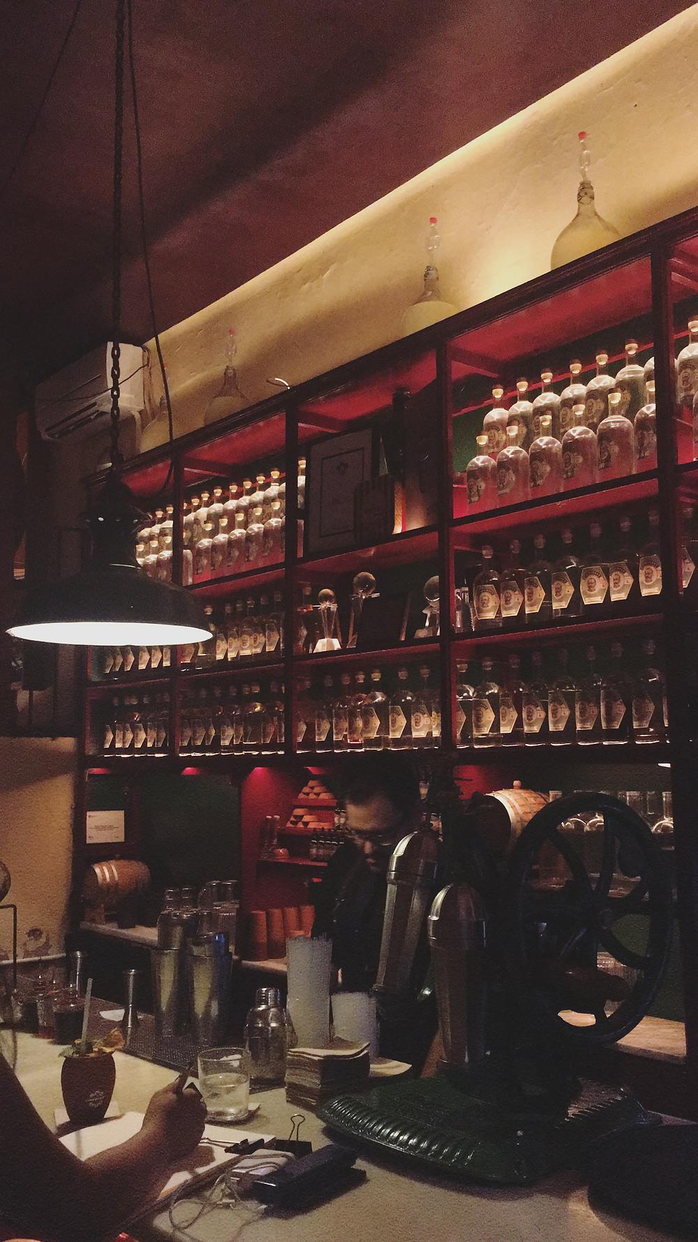 dr stravinsky bar