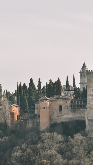 Everything You Didn't Know You Needed to Know About The Alhambra