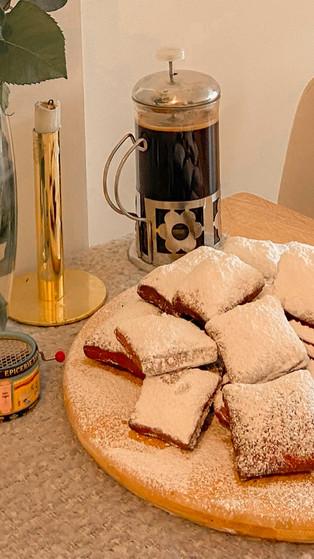 Cultural Cuisine: New Orleans Beignets