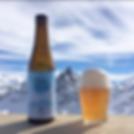 Bière blanche Bako Witbier bière artisanale bio lyon