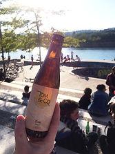Bière blonde Gobi American pale ale bière artisanale bio lyon