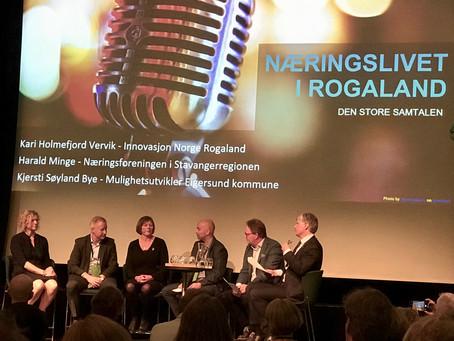 NES er viktig for Rogalands omstilling fra olje- og gassregion til energiregion