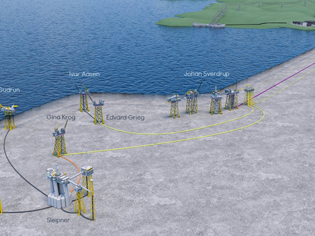 Investeringsbeslutning for delelektrifisering av Sleipner feltsenter