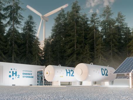 EU vil satse stort på grønn hydrogenproduksjon