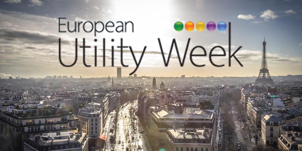 European Utility Week i Paris