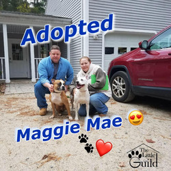 Our doll Maggie Mae