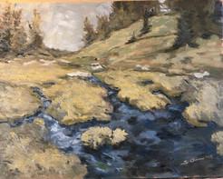 Subalpine Landscape II, LS 950