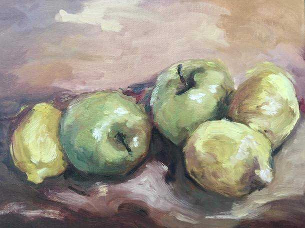 Green Apples and Lemons, SL 17