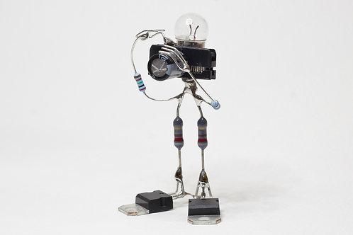 Photographe - Sculpture électronique
