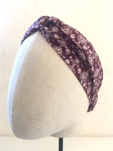 turban, bandeau avec élastique