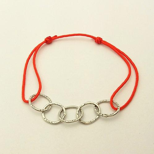 Bracelet cordon OV