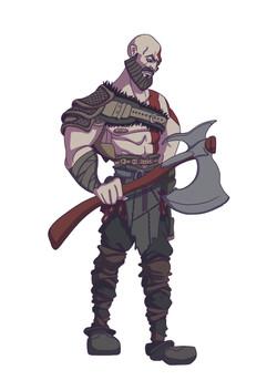 A3 - Kratos