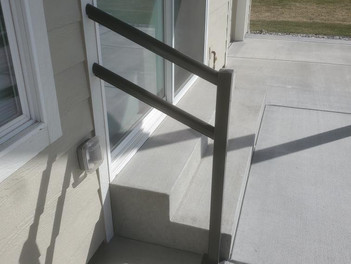 Need a small railing? We can do that!