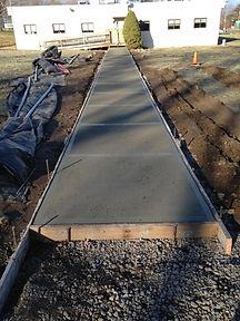 Concrete Flatwork, Connecticut