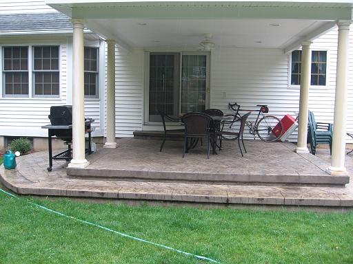 Two Tier Patio
