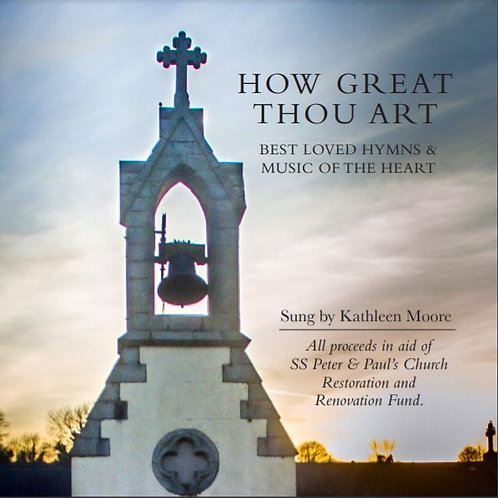 How Great Thou Art - Album by Kathleen Moore